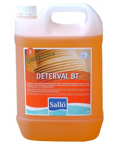 DETERNET BT 5KG. JABON MANUAL